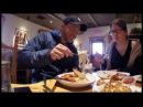 ВЛОГ Итальянский Сетевой Ресторан Olive Garden 2017 Eugene Vlogs Kate