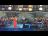 Эмин и Ани Лорак. Питер. Концерт на Дворцовой площади.