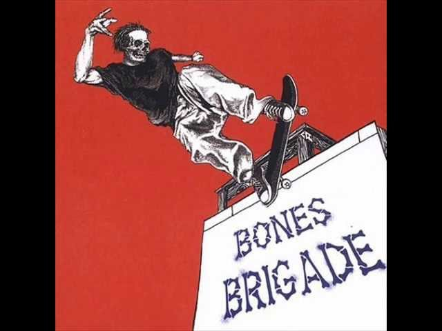 Bones Brigade - I Hate Myself When Im Not Skateboarding
