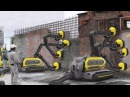 Latest Smart Technology Automatic Construction Building Easy, Fastest Extreme Heavy Skill Build