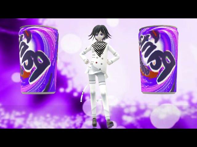 「 Ouma Kokichi - Cola Song MEME 」MMD