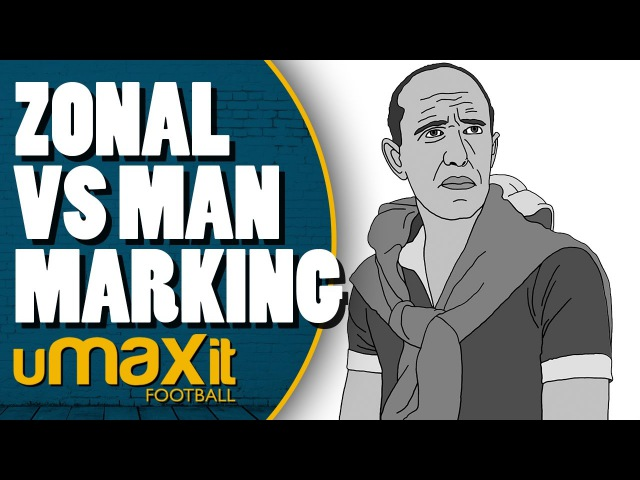 Tactics Explained | Zonal vs Man Marking