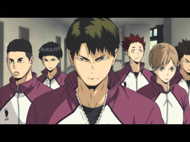 Haikyuu!! AMV (best of Second Season) - Enemies