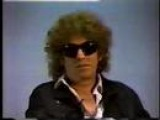 Ian Hunter Interview early 1980's