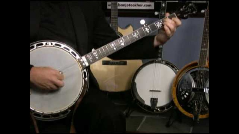 You are My Sunshine on Banjo / Ross Nickerson / BanjoTeacher.com