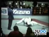 1983 World Championships: Yasuhiro Yamashita (JPN) - Willy Wilhelm (NED)