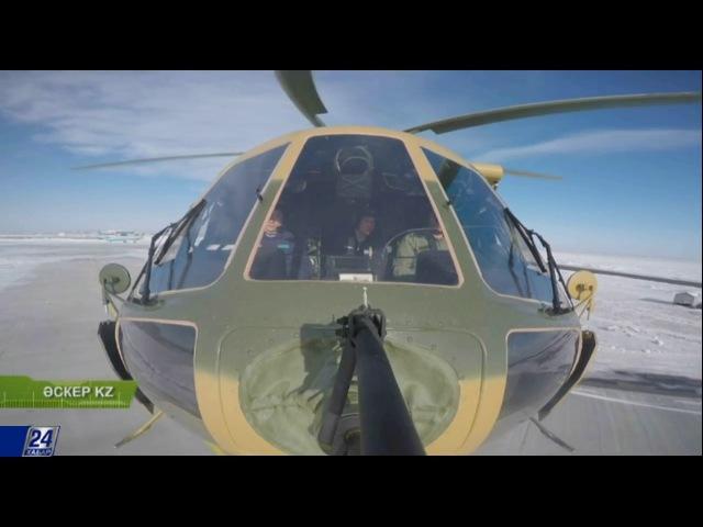 Әскер KZ. Ми-171Ш тікұшағының мүмкіндіктері қандай?