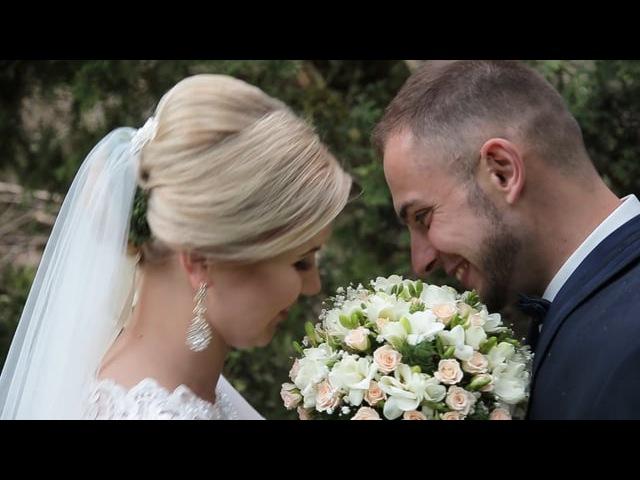 весільний кліп Богдана та Оксани
