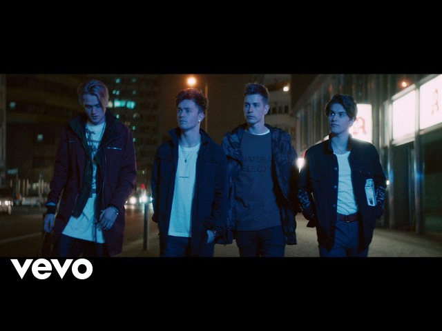 The Vamps, Martin Jensen - Middle Of The Night (Official Video)