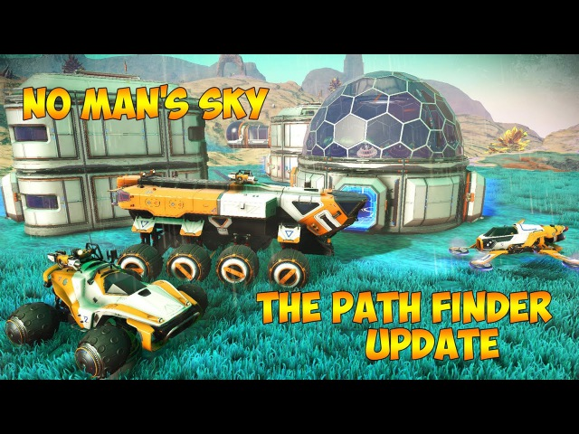 БОЛЬШОЕ ОБНОВЛЕНИЕ (The Path Finder Update 1.20) - No Man's Sky 26