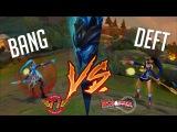 Bang VS Deft - Best Kalista Plays 2017 - League of Legends
