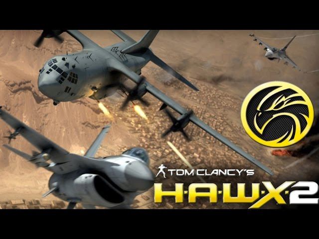 Tom Clancy's H.A.W.X. 2 Full campaign