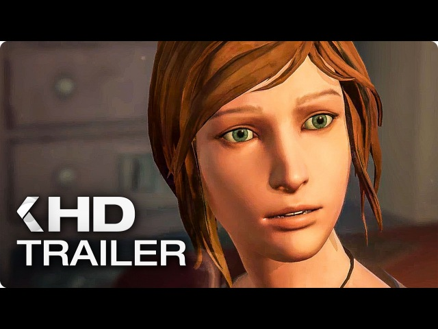 LIFE IS STRANGE Before the Storm Trailer (2017)
