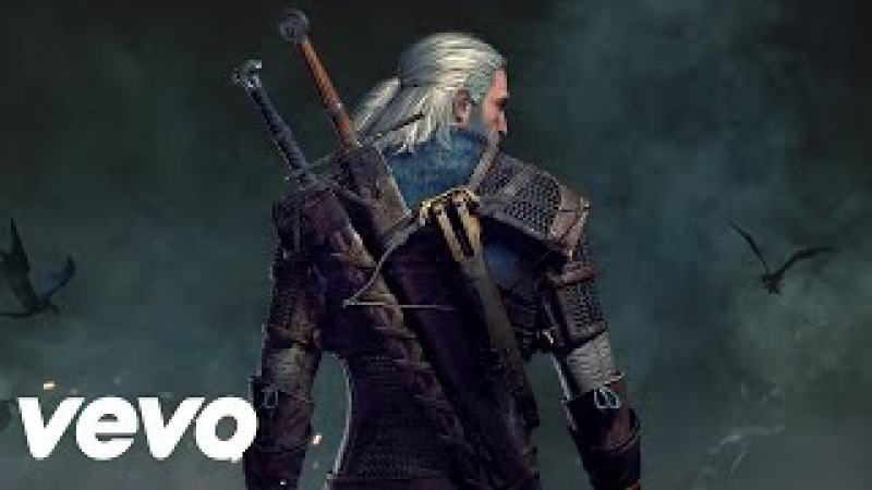 Laterne - Белый Волк (The Witcher 3׃ Wild Hunt) Music clip