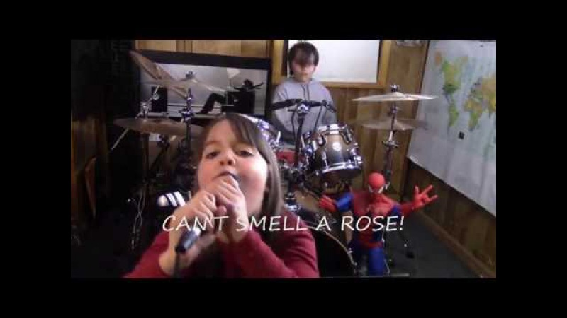 Aaralyn and Izzy (Murp)- A Rose By Any Other Name