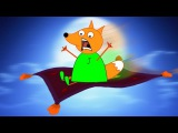 MEGA FOX Bad Baby New Episodes! Finger Family Song Nursery Rhymes For Kids