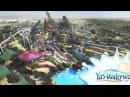 Аквапарк Yas Waterworld Abu Dhabi. ОАЭ