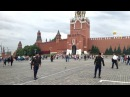 Москва! Красная Площадь! Казачья лезгинка! Привет Москве от Семиреченских казаков!
