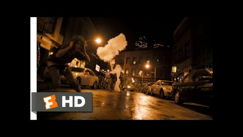 Cloverfield 3 9 Movie CLIP What the Hell Was That 2008 HD