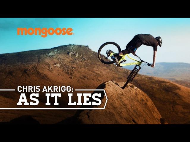 CHRIS AKRIGG - AS IT LIES