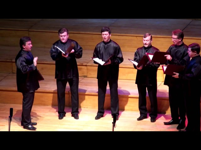 Anima Vocal Ensemble, Strannoje Roschdestvo, Musica Sacra en San Juan 2012 (ARTbmk★)