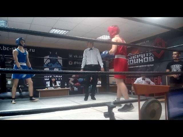 Пара №22 Федцов Максим (Олимпийская деревня 80) VS Евтушок Тонгав (Иваново)