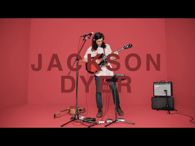 JACKSON DYER - STEAL AWAY | A COLORS SHOW