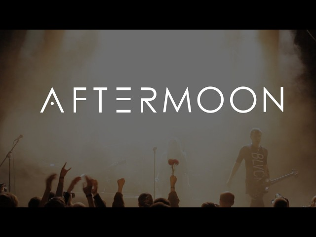AFTERMOON In Loving Memory | 25.09.16 | Phase One show in Kiev