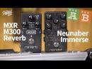 TPS AB Comparisons MXR M300 Reverb Neunaber Immerse Reverberator