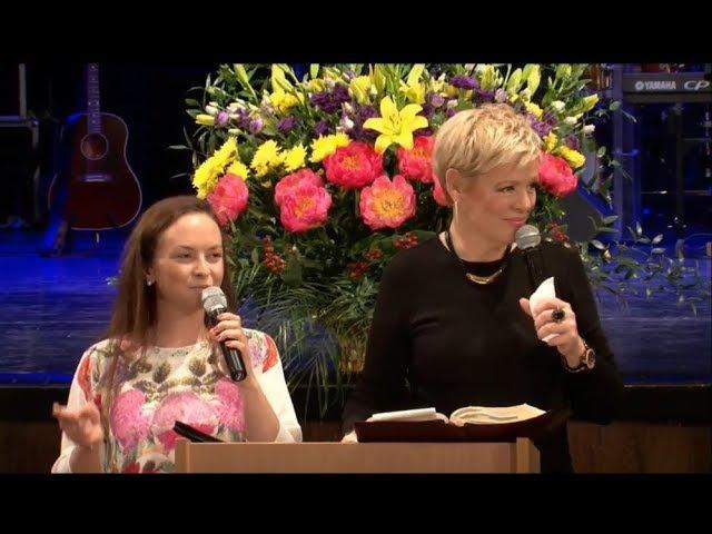 Pastor Nancy Dufresne 2.07.2017 1800