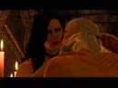 Ведьмак 3 - Секс с Йеннифэр на единороге в 4K Rus, 2160p
