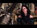 Ведьмак 3 Дикая Охота - Цири, Йен и Трисс об отметине Геральта