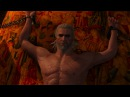 Ведьмак 3 - Секс втроем Трисс, Йеннифэр и Геральт в 4K Rus, 2160p