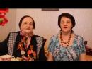 """09.05.2017г.""""Дороженька"""",поёт Анна Матвеевна(1924г.р.)с дочерью Ниной."""