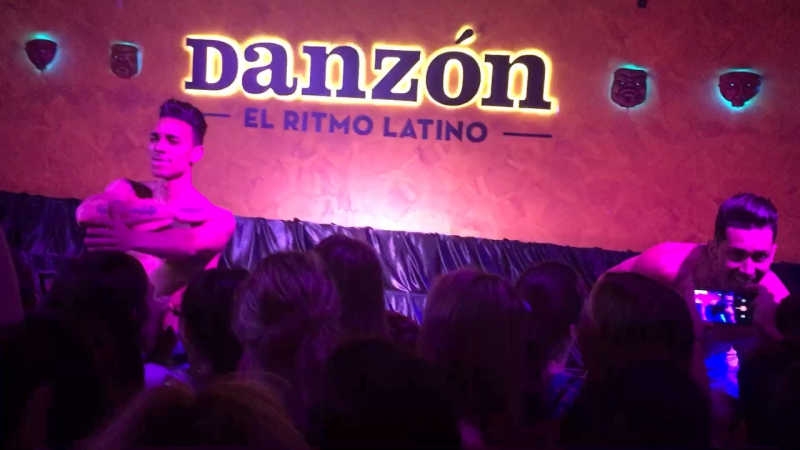 CUBAN FLEX in Danzon Latino Club @ Wien 1010