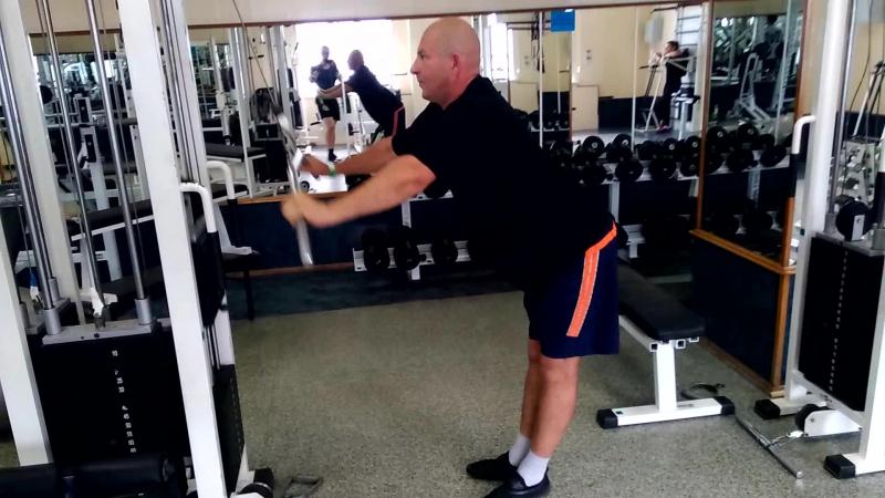 Евгений! окрыляющее упражнение в кроссовере