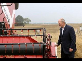 Лукашенко анонсировал «суперкомбайн»