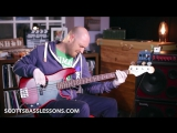 All Funk Blues - Academy Play-along ___ Scotts Bass Lessons (1)