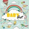 BABY ART -в Перми, творчество для детей 0+
