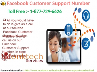 Facebook Customer Support Number 1-877-729-6626: A Blend Of Excellence Promptness