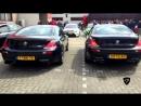 BMW M6 E63s w_ Eisenmann Exhaust  Hamann Exhaust! Revs  Acceleration SOUNDS