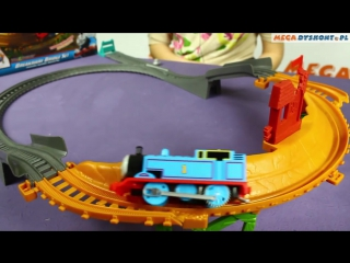 Breakway Bridge Set - Сломанный мост - Thomas And Friends - Fisher-Price - CDB59