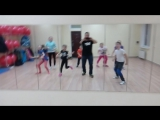 Dance studio Real Tеam Hip Hop Break Dance тренировочки