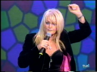 Bonnie tyler: i still haven't found what i'm looking for (55 лет)