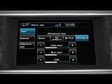 Range Rover Evoque 12 модельного года: настройки аудиосистемы