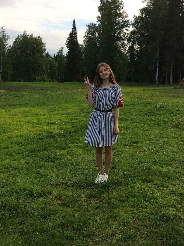 Дарья Шилова | Лысьва
