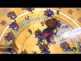 Геймплейный трейлер Kingdom Hearts III