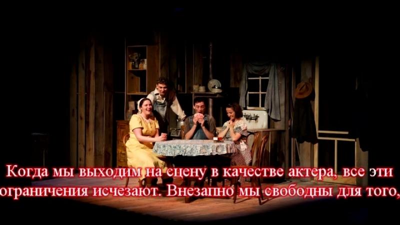 Acting Workshop Promo