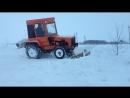 Самодельный трактор (2) 2017