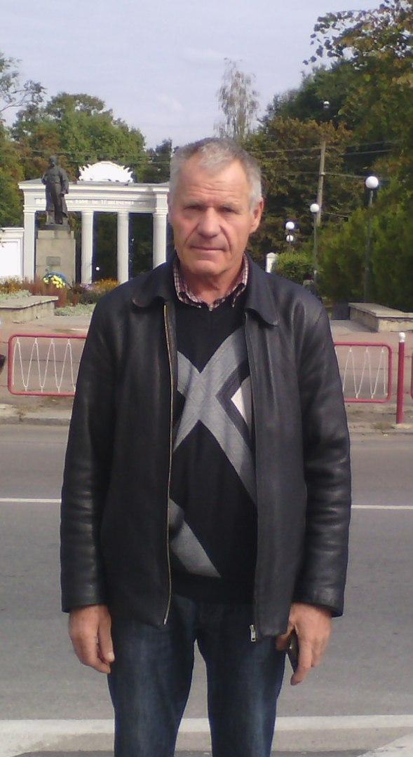 Сільський голова Іванковецької сільради Микола Шаретун